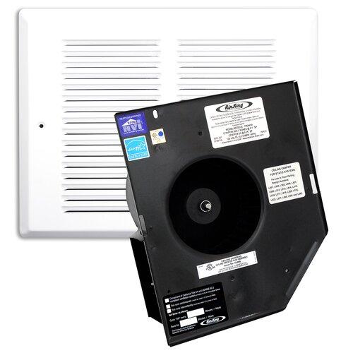 100 CFM Energy Star Quiet Exhaust Bathroom Fan
