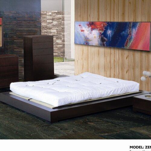 Beverly Hills Furniture Zen Platform Bed Reviews Wayfair
