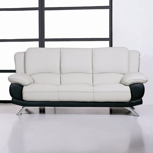 Caelyn Leather Sofa