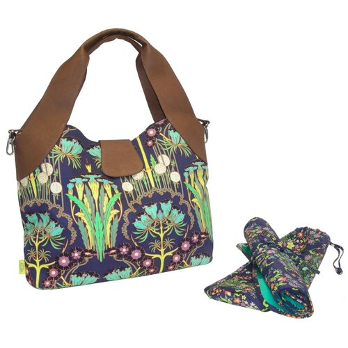 Amy Butler Wildflower Diaper Bag