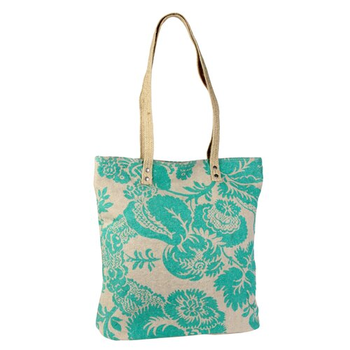 Blue Imperial Ginger Tote Bag