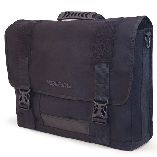 Mobile Edge Eco-Friendly Messenger Bag