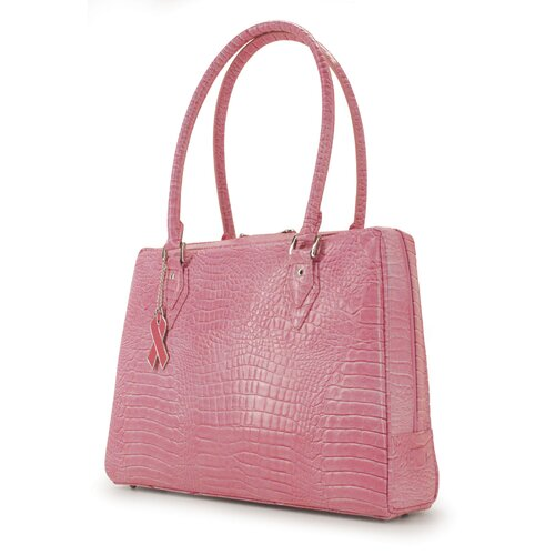 Mobile Edge Suzan G. Komen Carring Milano Tote Bag