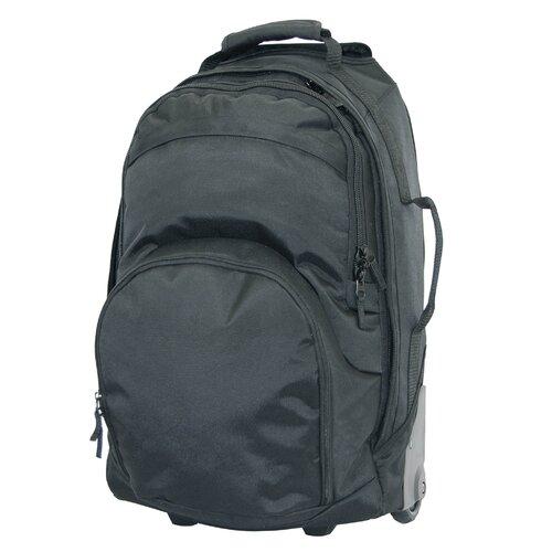 Multi-Pocket Wheel Backpack