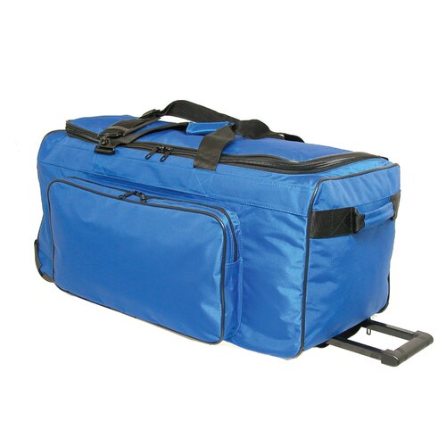 Netpack 2-Wheeled 'Big P' Travel Duffel
