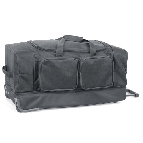 "Netpack 30"" 2-Wheeled Summer Travel Duffel"