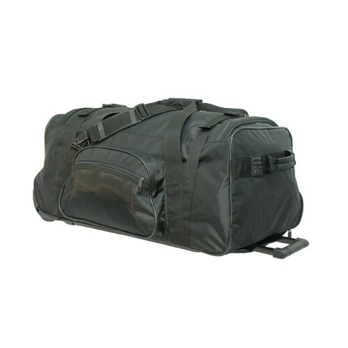 2-Wheeled Fat Boy Sports Travel Duffel