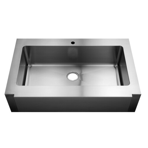 27 Inch Farmhouse Sink : Classic 42