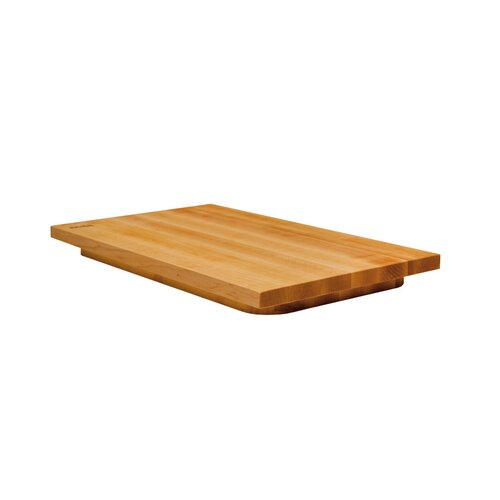 "Julien Hard Maple Wood Cutting Board for 17"" Sinks"
