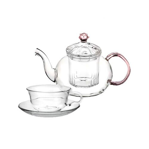 Tea Beyond Juliet 5 Piece Tea Set
