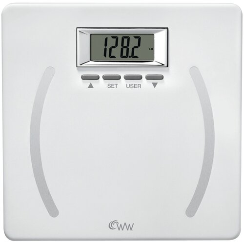 Conair Weight Watchers Plastic Body Fat Scale
