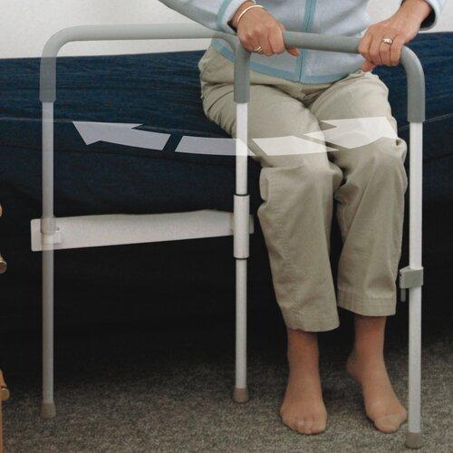 HealthCraft Smart-Rail Leg Extender in Chrome