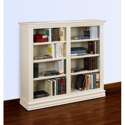 "A&E Wood Designs Cape Cod 48"" Bookcase"
