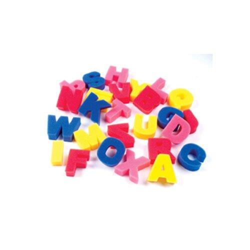 Chenille Kraft Company Sponge Letters