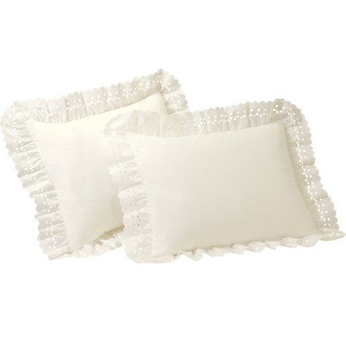 Fresh Ideas Eyelet Sham