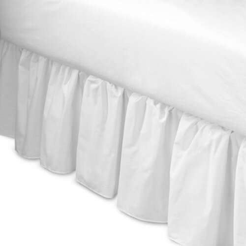 Fresh Ideas Ruffled Bed Skirt