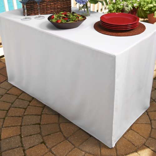 Fresh Ideas Fold Table Cover