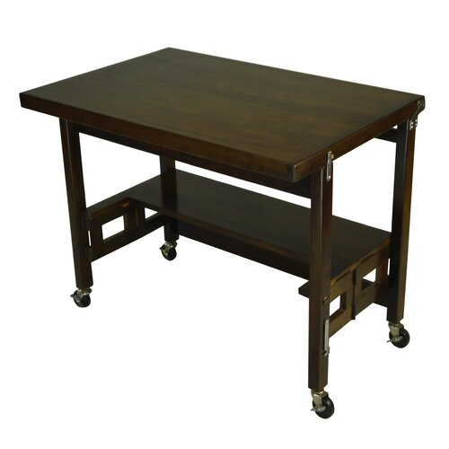 "Oasis Concepts 36"" W x 24"" D Flip and Fold Utility Table"