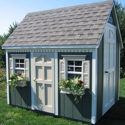 Homeplace Backyard Cottage Playhouse