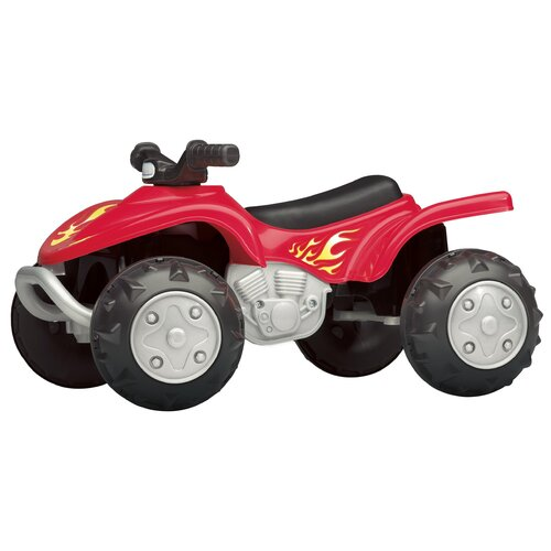 American Plastic Toys Push/Scoot ATV