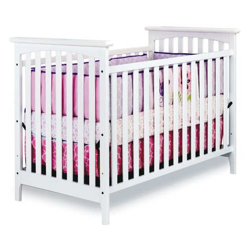 Child craft monterey traditional 3 in 1 convertible crib for Child craft crib reviews