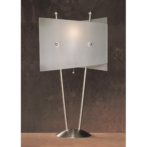 "Anthony California Metal 25.5"" H Table Lamp"