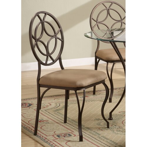 Round Back Side Chairs (Set of 4)