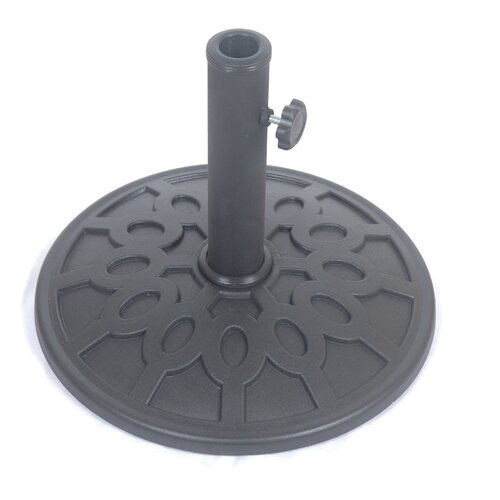 Bond Manufacturing Free Standing Resin Umbrella Base