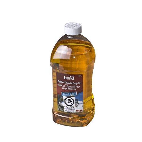 Bond Manufacturing 64 oz. Citronella Oil (Case of 6)