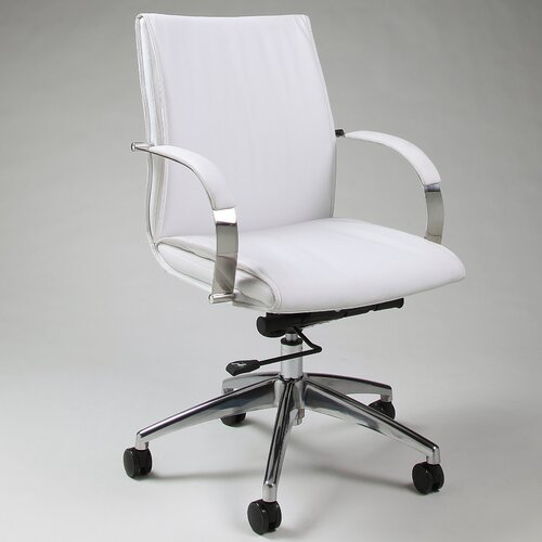 Pastel Furniture Josephina Mid-Back Office Chair