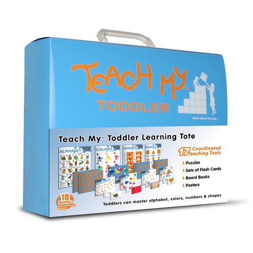 Teach My Toddler Learning System