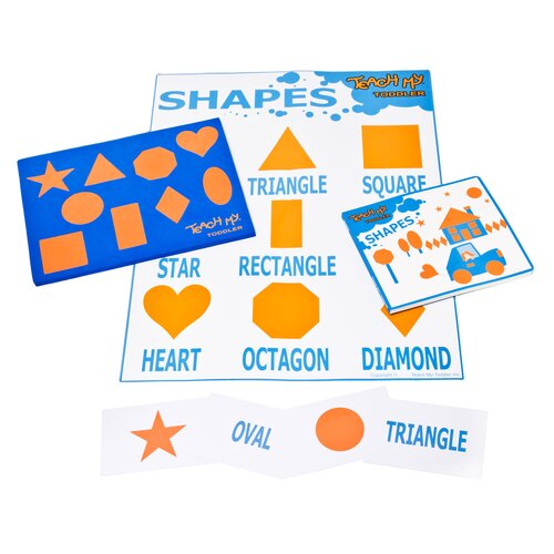 Teach My Toddler - Shapes