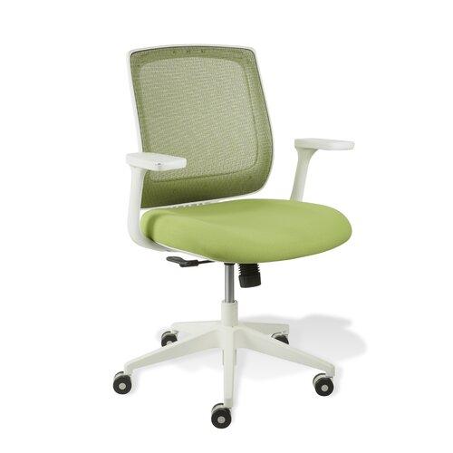 Jesper Office White Camilla Mesh Office Chair