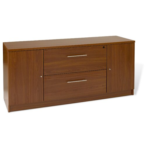 Jesper Office Jesper Office Professional 100 Series Storage Credenza 163202