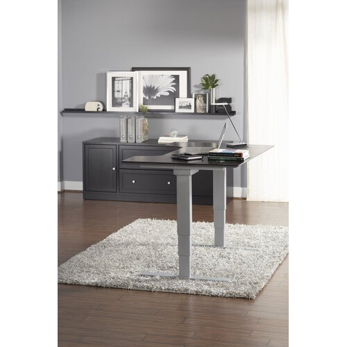 Jesper Office Jesper Office Standing Desk in Wood 714098