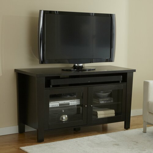 Jesper Office 900 Series Modern TV Cabinet 55-in with Soundbar Shelf