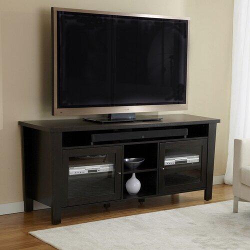 Jesper Office 900 Series Modern TV Cabinet 70-in with Soundbar Shelf