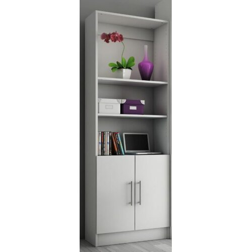 Eva Multimedia Storage Unit with Doors