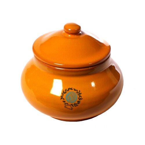 La Vita Vera Mamma Ro Sugar Bowl with Lid