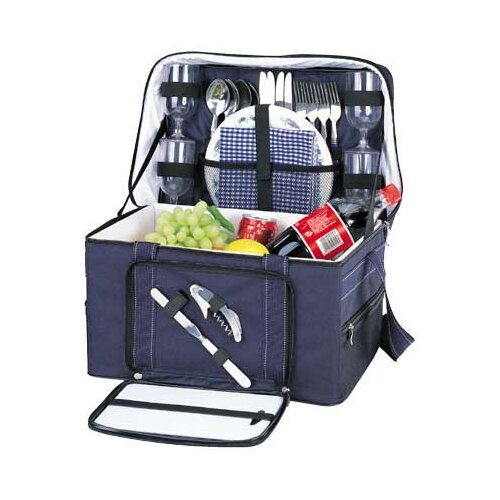 Ultimate Getaway Picnic Cooler in Blue
