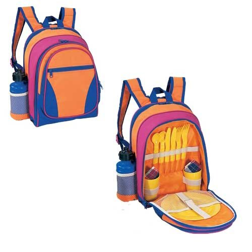 Kaleidoscope Kid's Picnic Backpack