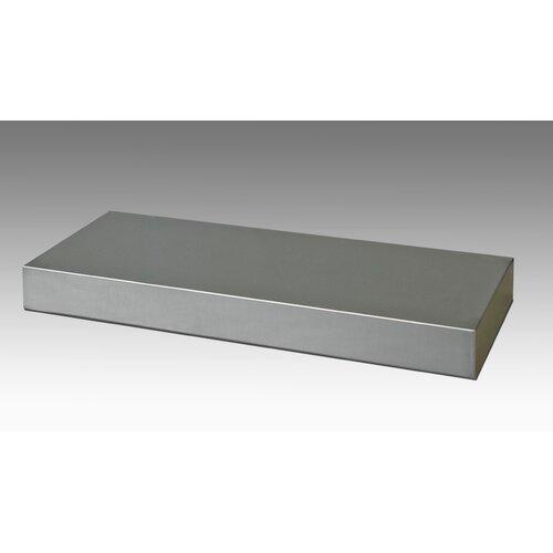 Danver Stainless Steel Floating Shelf & Reviews  Wayfair