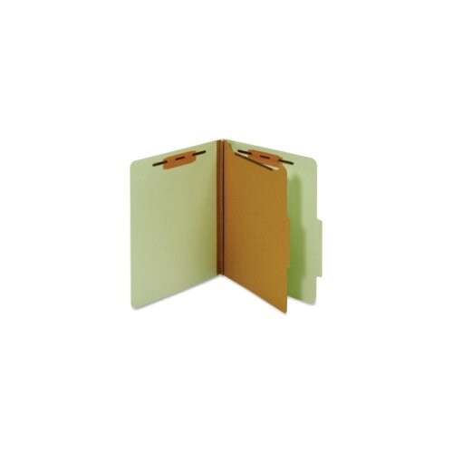 Globe Weis Classification Folder, 1 Partition, Letter