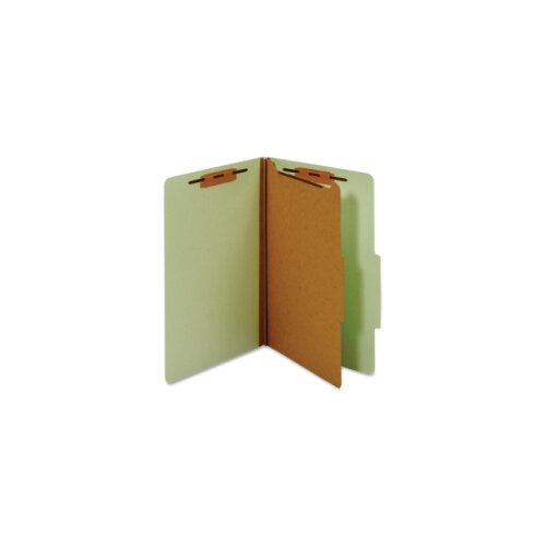 Globe Weis Classification Folder, 1 Partition, Legal
