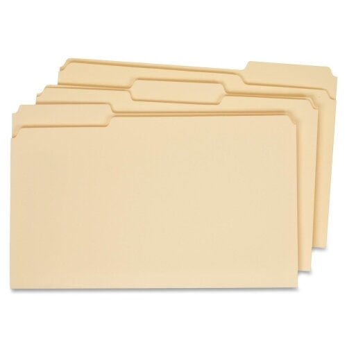 Globe Weis Interior File Folder (100 Per Box)
