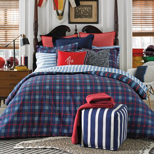 Tommy Hilfiger Boston Plaid Comforter Set Reviews Wayfair
