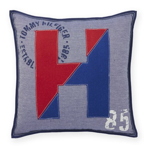 Tommy Hilfiger Applique Logo Decorative Pillow & Reviews Wayfair
