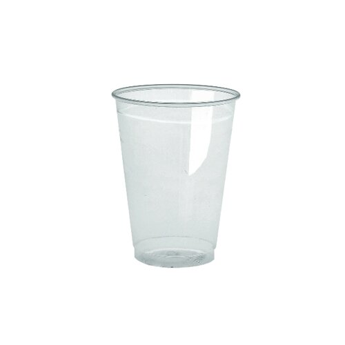 Boardwalk Clear Plastic Pete Cup