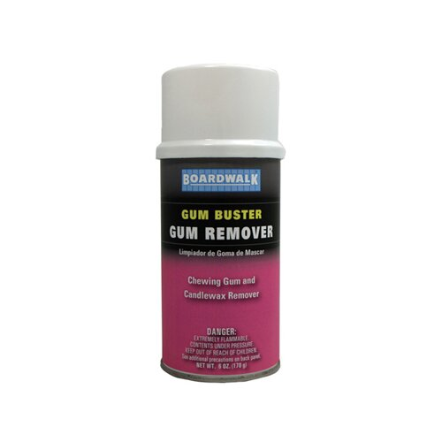 Boardwalk Chewing Gum and Candle Wax Remover Aerosol Can
