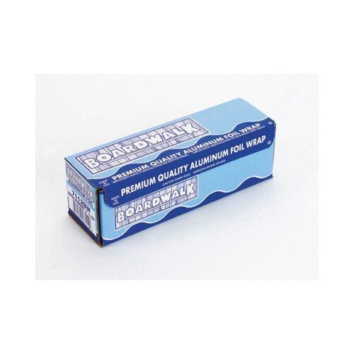"Boardwalk 12"" Premium Quality Foil Roll in Silver"
